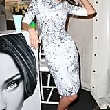 Celebrities at Fashion's Night Out in NYC 2012