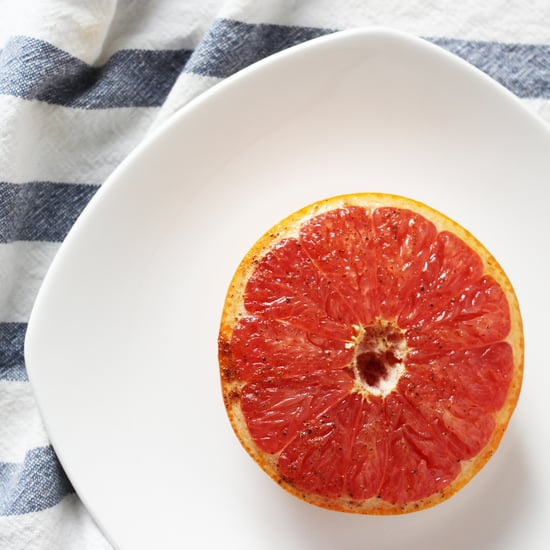 Spiced Honey-Broiled Grapefruit Recipe