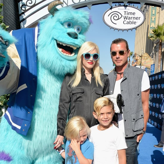 Monsters University Premiere With Celebrity Kids