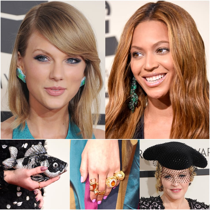 Grammys Jewels So Good You Might Forget All About the Gowns