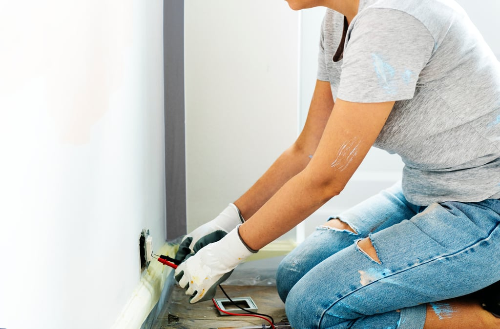 أنجزوا الأعمال المنزليّة اليدويّة