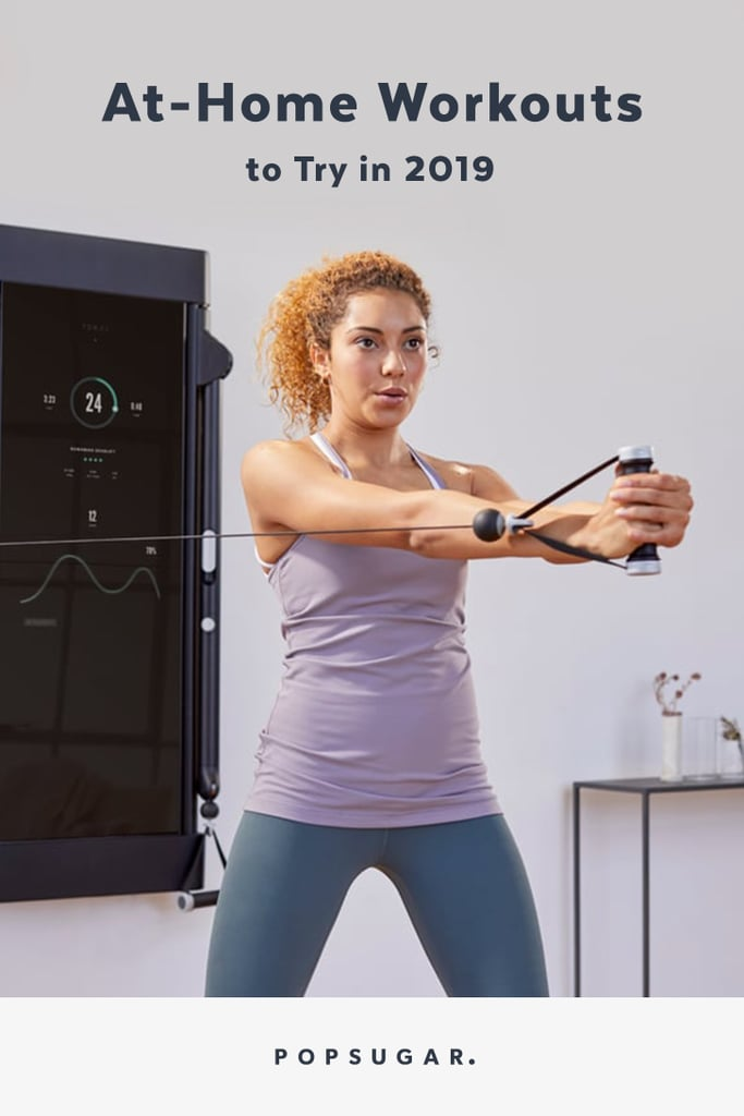 Best At-Home Workouts 2019