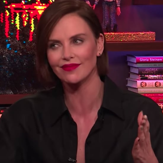 Charlize Theron Asked to Play Wonder Woman's Mom — Video