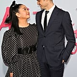 Lana Condor and Noah Centineo at the P.S. I Still Love You Premiere in LA