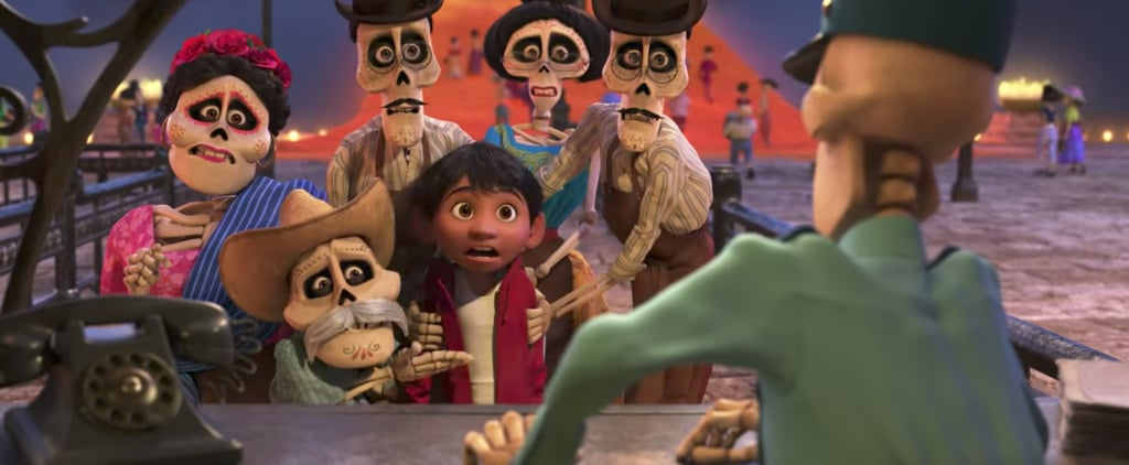 The Trailer For Disney and Pixar's Day of the Dead Movie Is Finally Here
