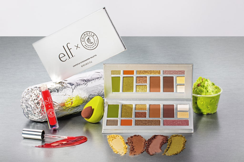 The e.l.f. Cosmetics x Chipotle Beauty Kit Is So Extra
