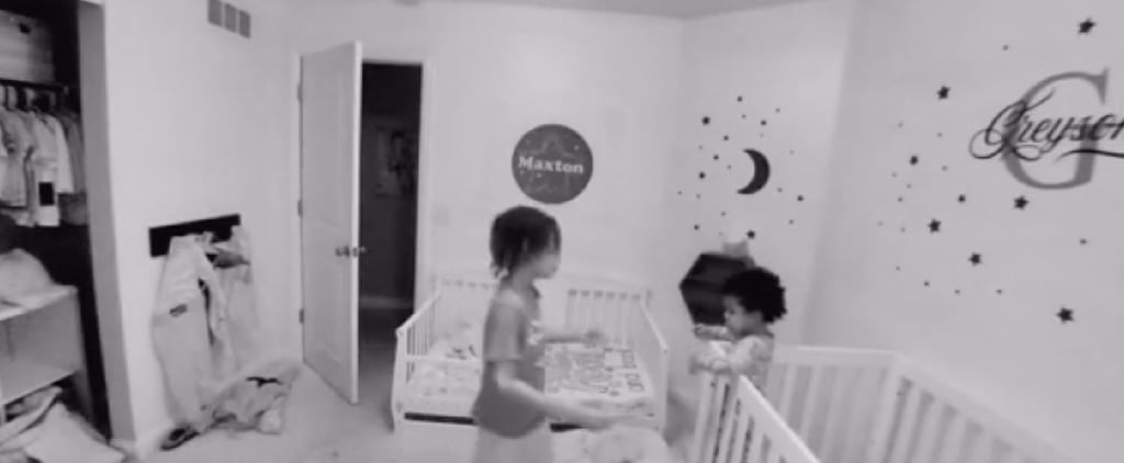 Boy Wakes Up With Toddler Brother in TikTok Video