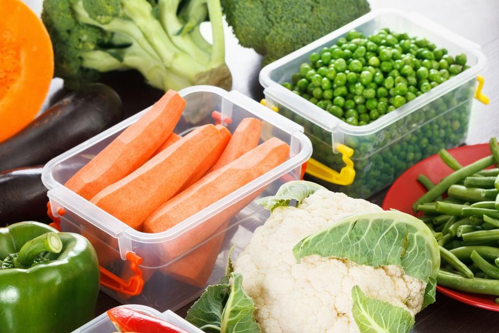 Food Storage Hacks