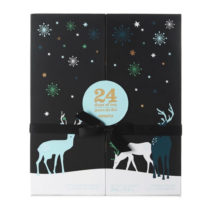 david 39 s tea 24 days of tea best christmas advent. Black Bedroom Furniture Sets. Home Design Ideas