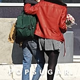 Kristen Stewart Gets a Romantic Surprise From Soko as She Touches Down in Paris