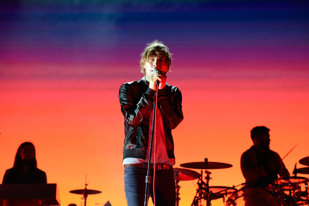 Phoenix performed at the Made in America Festival.