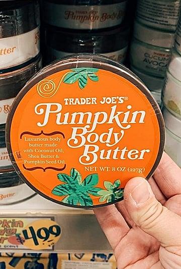 Best Fall Beauty Products at Trader Joe's
