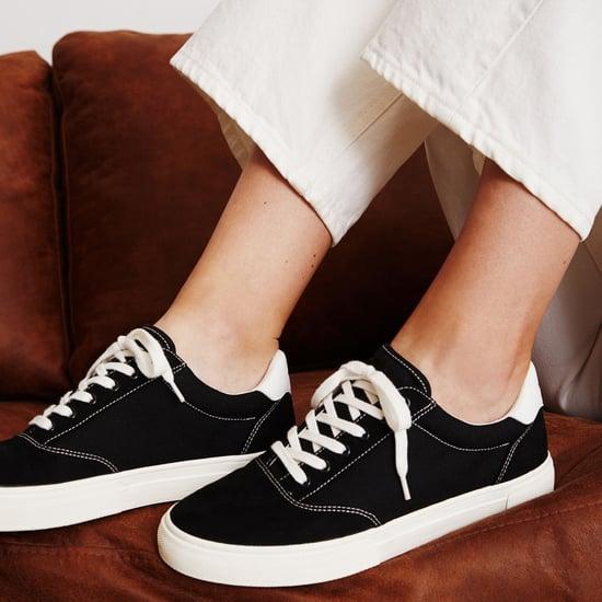 Cute Black Sneakers