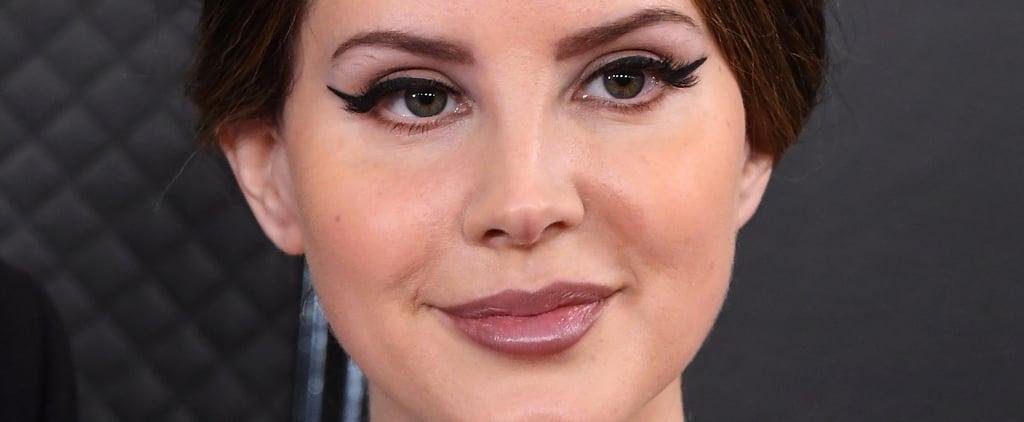 Lana Del Rey Lightened Her Dark Hair With Lemons