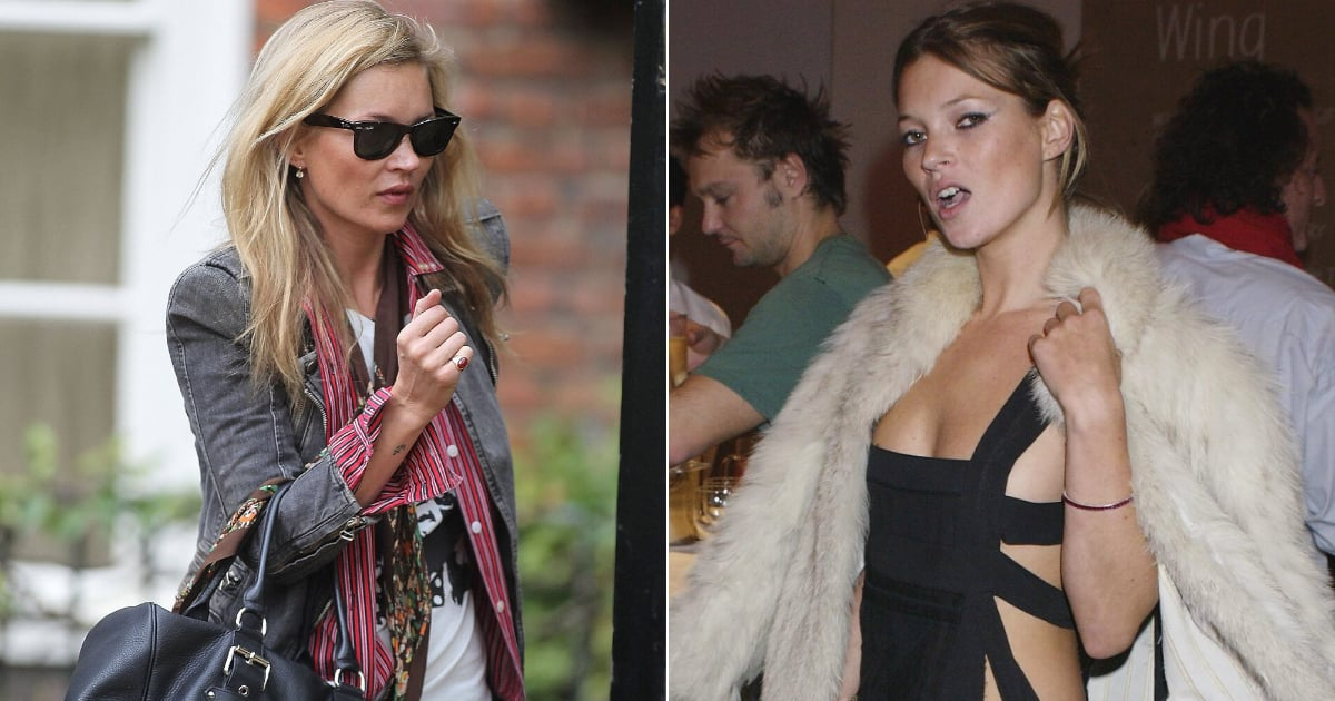 How Kate Moss, the Original Thrifter, Inspired Me to Shop Second Hand