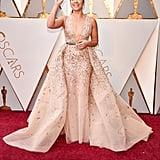 Gina Rodriguez at the 2018 Academy Awards