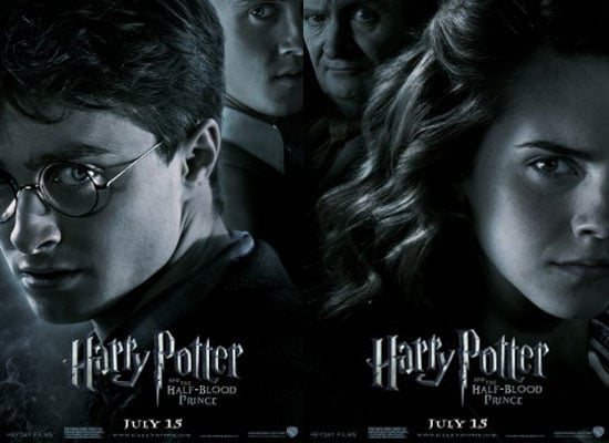 13/7/2009 Harry Potter and the Half-Blood Prince