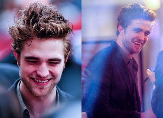 Photos of Robert Pattinson at Today Show