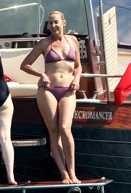 Hall bikini rebecca Rebecca Hall