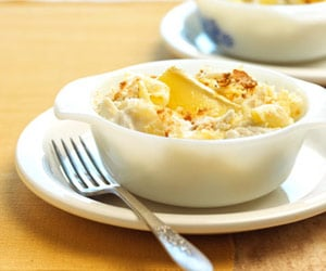 Fast & Easy Dinner: Macaroni and Brie With Crab