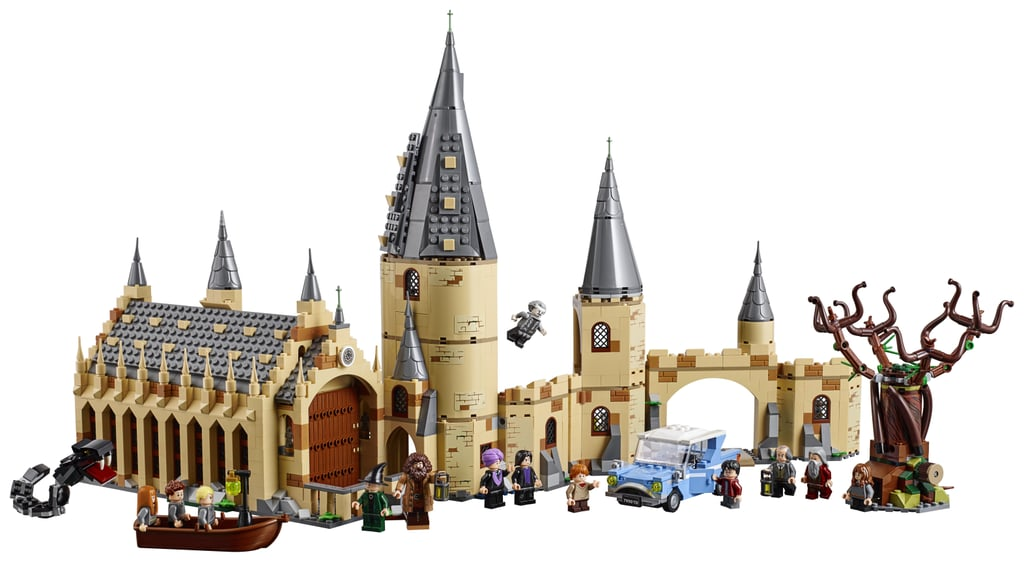 Lego Harry Potter Hogwarts Whomping Willow New Lego Sets