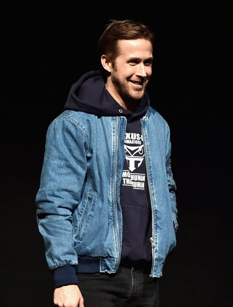 Photos Of Ryan Gosling At Cinemacon March 2017  Popsugar -7484
