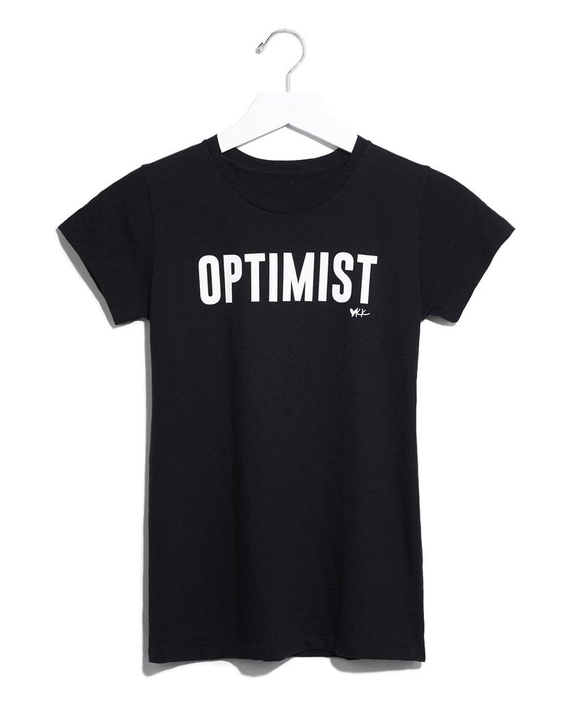 Karlie Kloss x Express Optimist Graphic Tee ($30)