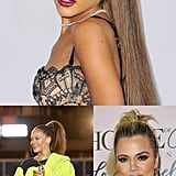 High Ponytails Ideas From Celebrities