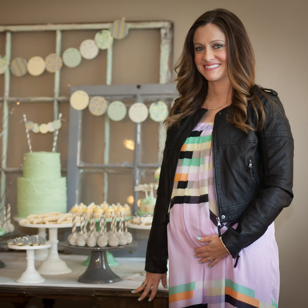 The Bachelor's Jason and Molly Mesnick's Baby Shower | POPSUGAR Family