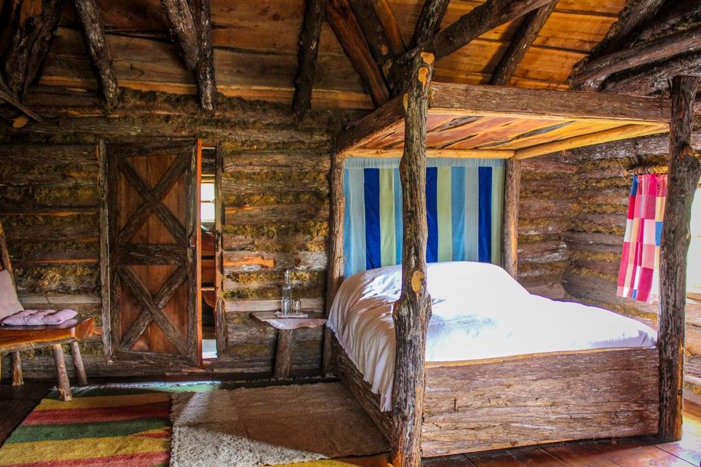 Rutundu Lodge — Mount Kenya, Kenya