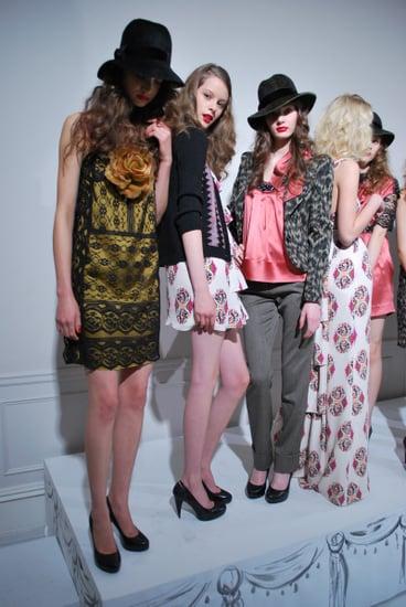 New York Fashion Week: James Coviello Fall 2009