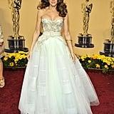 Sarah Jessica Parker at the 2009 Academy Awards