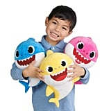 All 3 Baby Shark Dolls