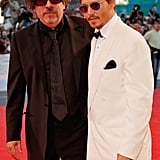 Tim Burton and ex-wife Helena Bonham Carter named their close friend and collaborator Johnny Depp as the godfather of their oldest son, Billy.