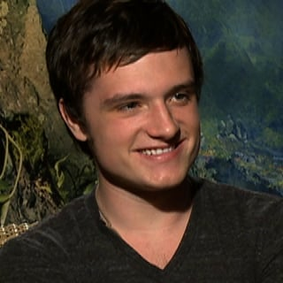 Josh Hutcherson Interview: Journey 2 and Hunger Games