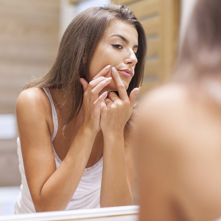 Myth: Popping Pimples Makes Them Go Away Faster