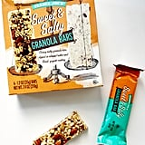 Sweet & Salty Granola Bars ($3)
