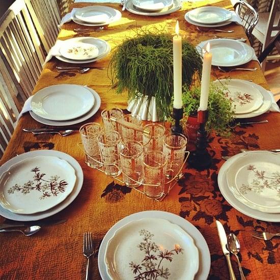 Thanksgiving Decor Guide Popsugar Home
