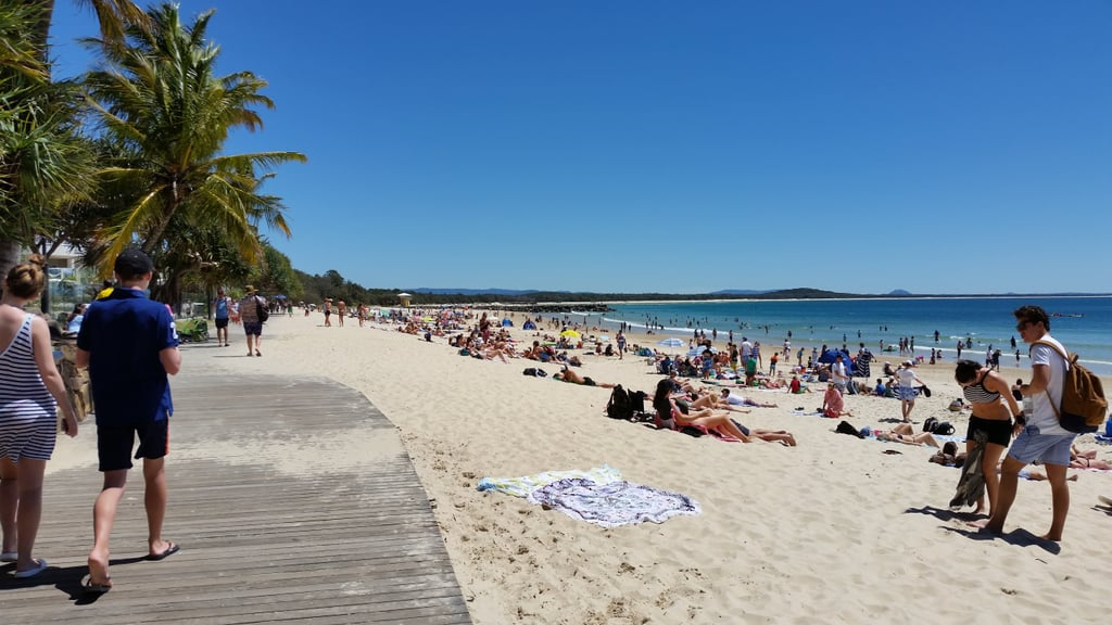 Noosa Main Beach, Noosa, QLD