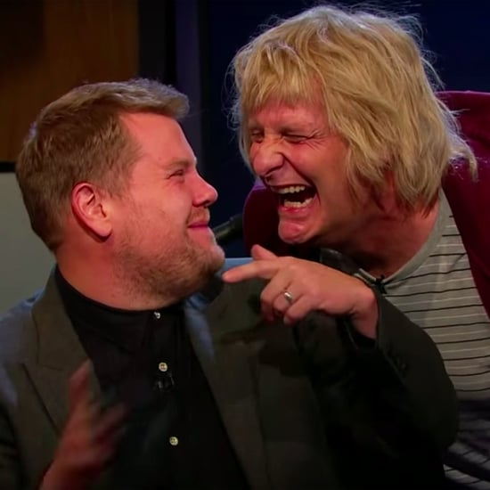 The Newsroom Gets Dumb and Dumber With James Corden