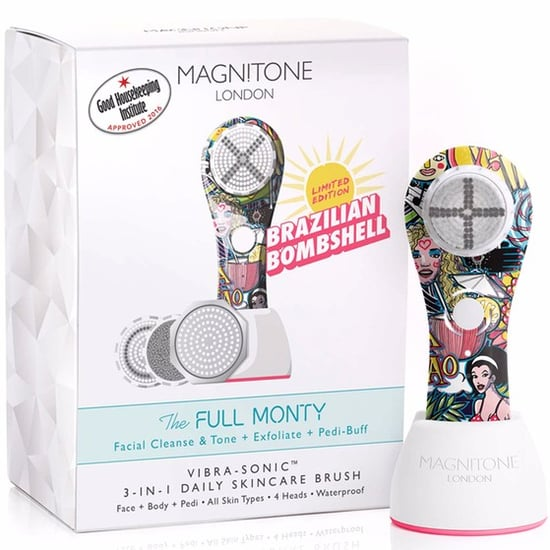 Magnitone Full Monty Face and Body Brush Review