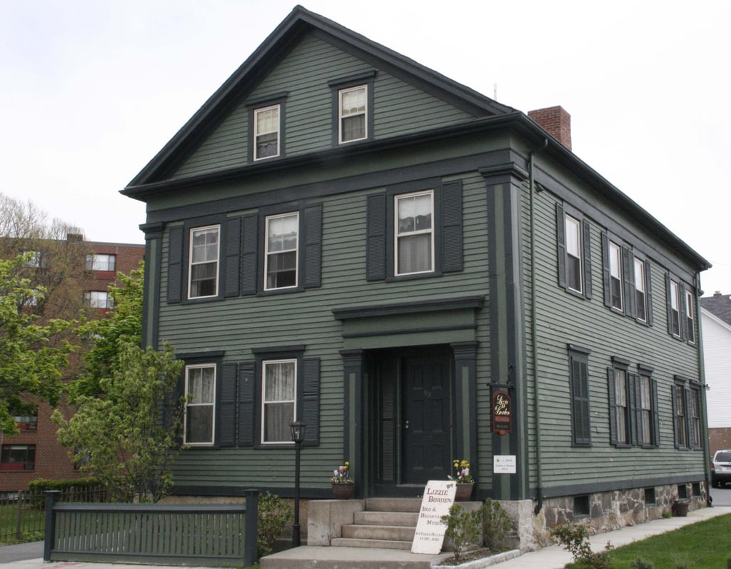 Lizzie Borden House in Massachusetts