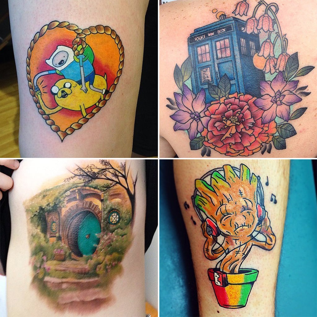 Pin by That Geek Over There on Tattoo ideas ☺️ | Girls ... |Geek Girl Tattoo Designs