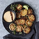 Whole30: Spicy Cauliflower Fritters