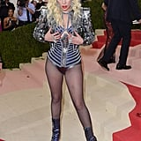 Lady Gaga at the 2016 Met Gala