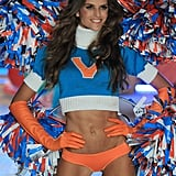 Spunky Cheerleader