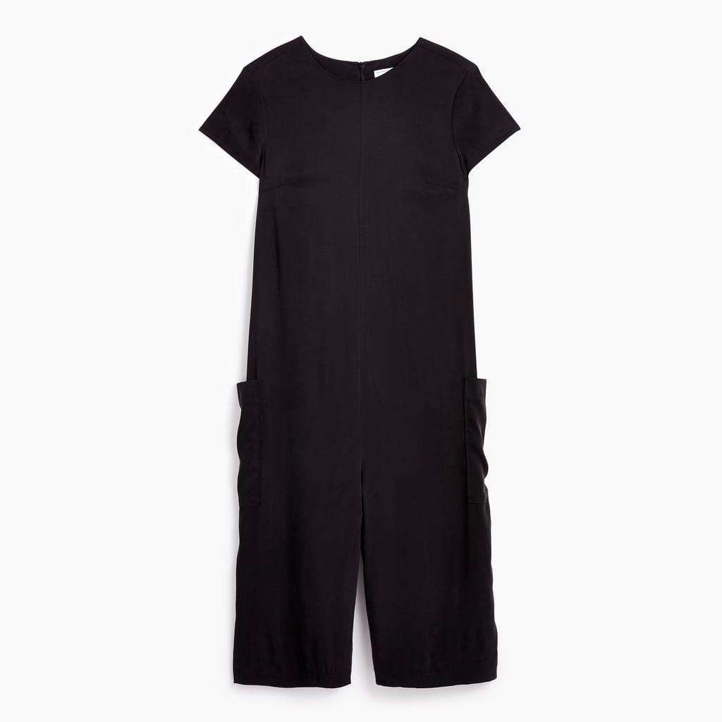Universal Standard x J.Crew Cupro Tunic Dress