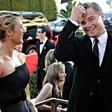 Kate Winslet and Leonardo DiCaprio Pictures