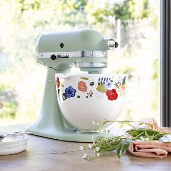 KitchenAid's New Stand Mixer Ceramic Bowl Designs