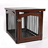 Merry Products 2-in-1 Configurable Pet Crate